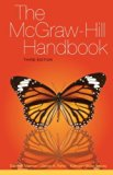 The McGraw-Hill Handbook (hardcover) 3e with MLA Booklet 2016