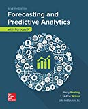 Loose Leaf for Forecasting and Predictive Analytics with Forecast X