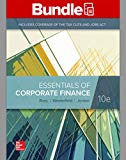 GEN COMBO LOOSELEAF ESSENTIALS OF CORPORATE FINANCE; CONNECT Access Card