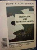 Organic Chemistry 7th Ed [Hardcover] + Study Guide & Solutions Manual [Loose Leaf] (Bundle)
