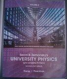 Sears & Zemansky's University Physics with Modern Physics, Technology Update Volume 2, Third...