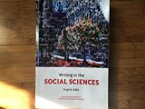 Writing in the Social Sciences: English 202A (Penn State University)