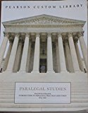 Paralegal Studies - Introduction to Paralegal Practices and Ethics (Valencia PLA 1003C)