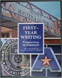 Bundle ENG 1301,1302. 1)first Year Writing Perspectives on Argument 2) the Scott, Foresman W...