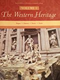 The Western Heritage, Volume 1