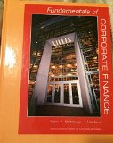 Fundamentals of Corporate Finance (Second Custom Edition for University of Oregon)