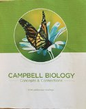 CAMPBELL BIOLOGY CONCEPTS & CONNECTIONS SECOND CUSTOM EDITION FOR TACOMA COMMUNITY COLLEGE