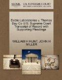 Doble Laboratories v. Thomas Day Co U.S. Supreme Court Transcript of Record with Supporting ...