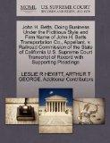 John H. Betts, Doing Business Under the Fictitious Style and Firm Name of John H. Betts Tran...
