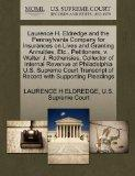 Laurence H. Eldredge and the Pennsylvania Company for Insurances on Lives and Granting Annui...