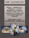 Bennie L. Whitfield et al., Petitioners, v. United Steelworkers of America, Local No. 2708, ...