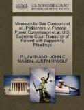 Minneapolis Gas Company et al., Petitioners, v. Federal Power Commission et al. U.S. Supreme...