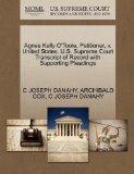 Agnes Kelly O'Toole, Petitioner, v. United States. U.S. Supreme Court Transcript of Record w...