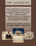 New York District Council No. 9, International Brotherhood of Painters & Allied Trades, AFL-...