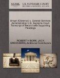 Brown (Clarence) v. General Services Administration U.S. Supreme Court Transcript of Record ...