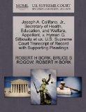 Joseph A. Califano, Jr., Secretary of Health, Education, and Welfare, Appellant, v. Hyman G....