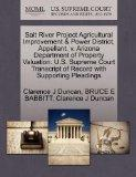 Salt River Project Agricultural Improvement & Power District, Appellant, v. Arizona Departme...