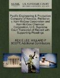 Pacific Engineering & Production Company of Nevada, Petitioner, v. Kerr-McGee Corporation an...