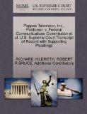 Pappas Television, Inc., Petitioner, v. Federal Communications Commission et al. U.S. Suprem...