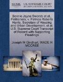 Bonnie Jayne Sworob et al., Petitioners, v. Patricia Roberts Harris, Secretary of Housing an...