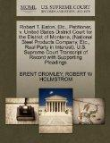 Robert T. Eaton, Etc., Petitioner, v. United States District Court for the District of Monta...