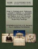 Peter H. Forsham et al., Petitioners, v. Joseph A. Califano, Jr., Secretary, Department of H...