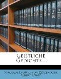 Geistliche Gedichte... (German Edition)