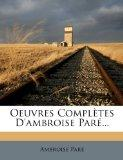 Oeuvres Completes D'Ambroise Par ... (French Edition)
