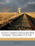 Justus Liebigs Annalen Der Chemie, Volumes 113-114... (German Edition)