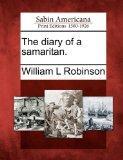 The diary of a samaritan.