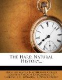 The Hare: Natural History...