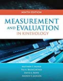 Measurement for Evaluation in Kinesiology
