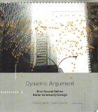 Dynamic Argument Brief Second Edition Butler Community College