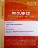 CengageNOW Printed Access Card for Longenecker/Petty/Palich/Hoy's Small Business Management,...
