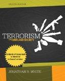 Cengage Advantage Books: Terrorism and Homeland Security
