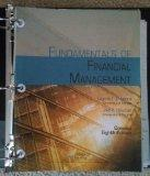 Fundamentals of Financial Management- Concise Eighth Edition
