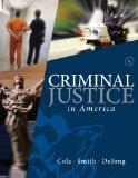 Cengage Advantage Books: Criminal Justice in America