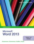 New Perspectives on Microsoft Word 2013, Comprehensive