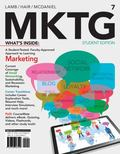MKTG 7 (with CourseMate with Career Transitions Printed Access Card) (New, Engaging Titles f...