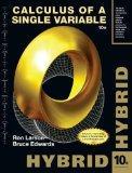Calculus of a Single Variable, Hybrid (with Enhanced WebAssign Homework and eBook LOE Printe...