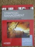 Strategic Management Concepts and Cases Competitiveness and Globalization (10th Edition 2013)
