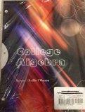 Bndl: ACP College Algebra, 6th Edition