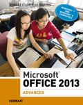 Microsoft Office 2013 : Advanced