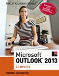 Microsoft Outlook 2013: Complete (Shelly Cashman)