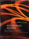 Intermediate Algebra (WITH STUDY SKILLS WORKBOOK CUSTOM EDITION FOR RIO HONDO COLLGE)