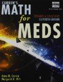 Curren's Math for Meds: Dosages and Solutions