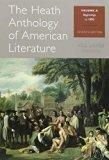 Bundle: The Heath Anthology of American Literature: Volume A, 7th + The Heath Anthology of A...