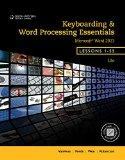 Bundle: Keyboarding and Word Processing Essentials, Lessons 1-55, 19th +Keyboarding Pro Delu...