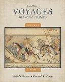 Bundle: Voyages in World History, Volume 1 to 1600, 2nd + MindTap History Printed Access Card