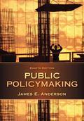 Public Policymaking